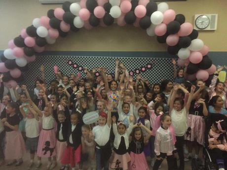 Newcomb PTSA's Father/Daughter Sock Hop!